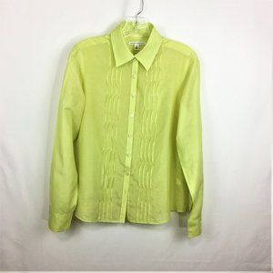 Banana Republic - Semi sheer blouse